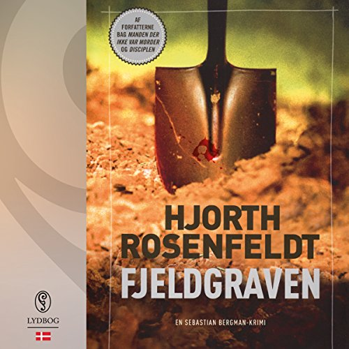Fjeldgraven (Danish Edition) audiobook cover art