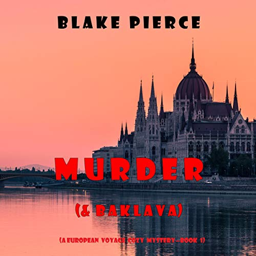 Murder (and Baklava) cover art