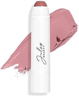 Julep It's Balm Lip Balm Crayon, Full-Coverage Lipstick & Lip Moisturizer with Semi Gloss Finish, Vintage Mauve