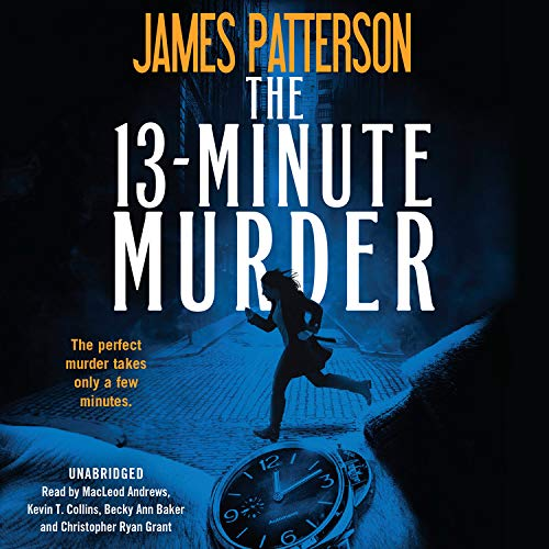The 13-Minute Murder  By  cover art