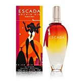 Escada Rockin Rio 2011 Limited Edition Spray para Mujer, 3.4 Oz/100 ml