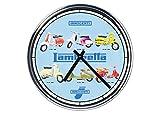 Orologio acciaio Lambretta (3° versione)