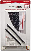 Nintendo 3DS Game Traveler Essentials Screen Protectors and Stylus Pack - Nintendo 3DS
