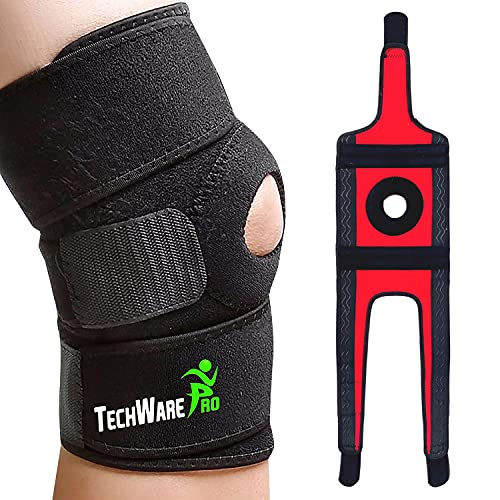 TechWare Pro Knee Brace Support - Relieves ACL,...