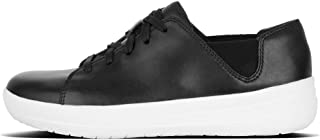 Women's F-Sporty Leather Lace-up Sneakers