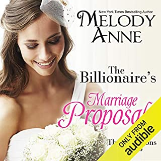 Page de couverture de The Billionaire's Marriage Proposal