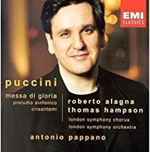 puccini mass gloria