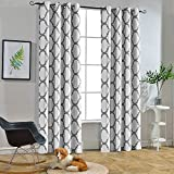 Best Thermal Curtains - Melodieux Moroccan Fashion Thermal Insulated Grommet Room Darkening Review