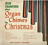 Jesse Crawford: Plays Organ And Chimes For Christmas LP VG+/VG++ USA Premier