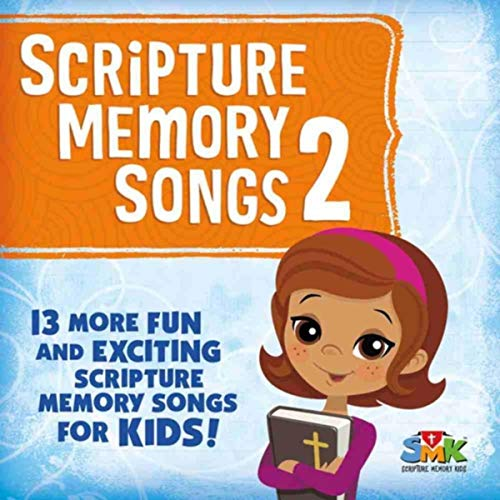 Scripture Memory Songs, Vol. 2