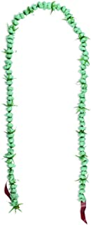 Hawaii Luau Party Pikake Cute Artificial Fabric Floral Tuberose Leis