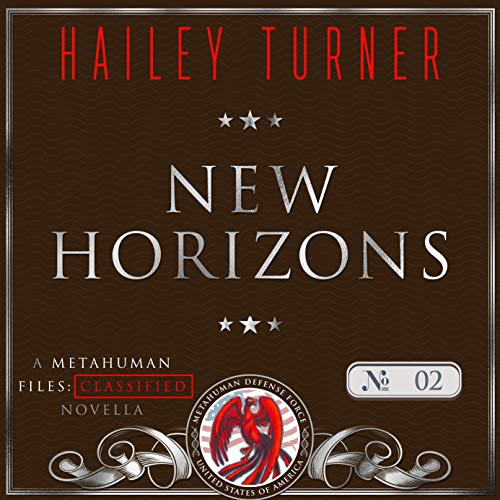 New Horizons Audiobook By Hailey Turner cover art