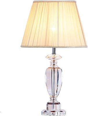 & Lampada da comodino Lampada da tavolo Lampada da soggiorno in stile europeo Lampada da comodino Camera da letto creativa Luce di lettura