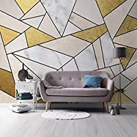 写真壁紙家の装飾現代抽象的な幾何学的な大理石防水壁画壁紙リビングルームソファテレビ背景300X220Cm