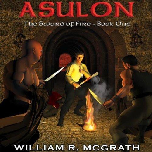 Asulon audiobook cover art