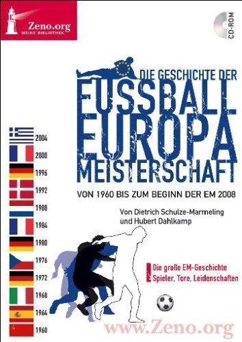 Zeno.org 025 Die Geschichte der Fußball-Europameisterschaft