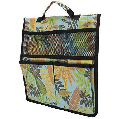 Moolo Werkzeugtasche Tragbare Oxford Garden Knefer Hocker Werkzeugtasche Outdoor Arbeit Warenkorb...