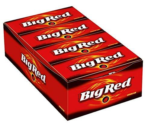 Big Red 15 Streifen, 8er Pack (8 x 15 Streifen)