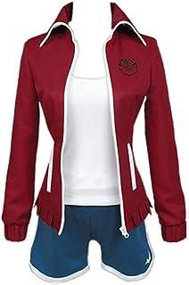ダンガンロンパシリーズV3衣装、朝比奈葵Kazuichi Soudaコスプレ衣装制服スポーツウェア、カジュアルウェアスポーツジャケットの完全なユニセックス,Femal,XL