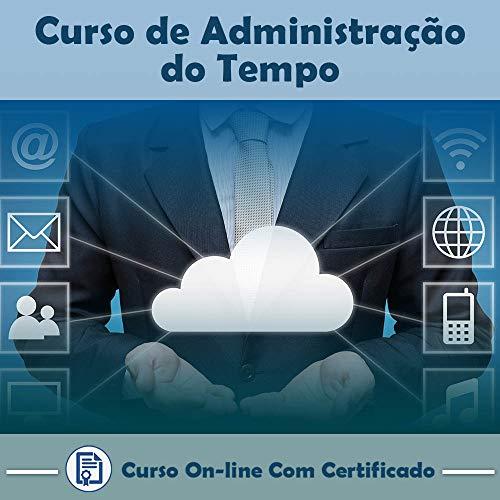 Curso Online de Administração do Tempo com Certificado
