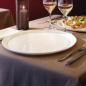 Luminarc Zenix Plato Pizza blanco