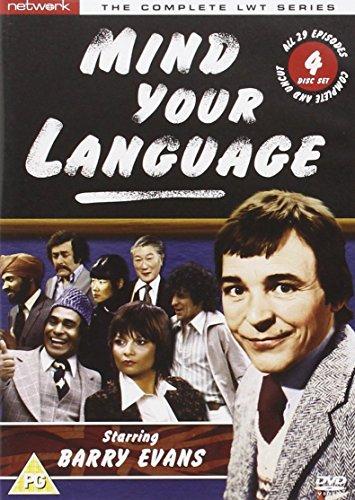 Mind Your Language - Complete LWT Series [DVD] [Reino Unido]