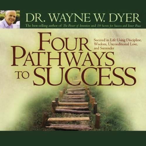 Four Pathways to Success audiobook cover art