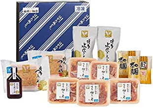 【福岡の本場の味 美味しい はかた地どり】水炊きと使いやすいはかた地どりもも切身セット (5~6人前)(冷凍)