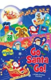 Go Santa Go!: A Wiggly Christmas Song Book (The Wiggles)