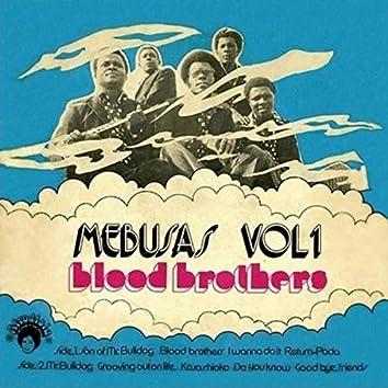 Mebusas Vol 1 - Blood Brothers