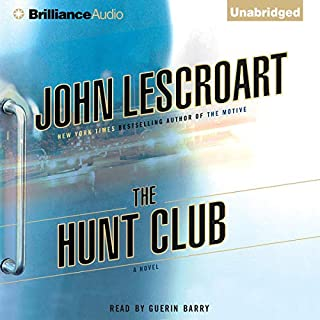 The Hunt Club: A Novel audiobook cover art