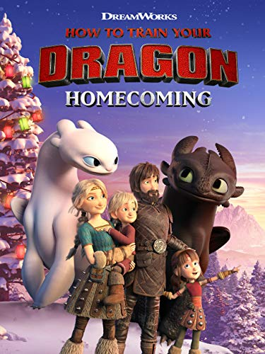 How To Train Your Dragon: Homecoming 🔥
