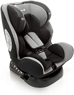 Cadeirinha com Isofix Multifix 0 a 36kg, Safety 1st, Grey Urban