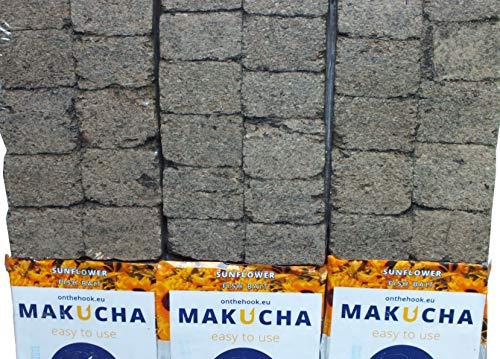 TMD-Line Angelfutter Lockfutter Brassenfutter Karpfen Rotaugen Makucha Жмых 1200g Sunflower