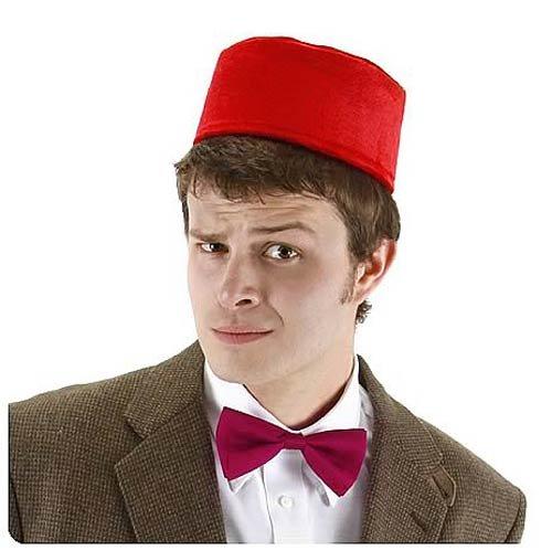 Doctor Who 11th Doctor Fez Kit Chapeau et nœud Papillon