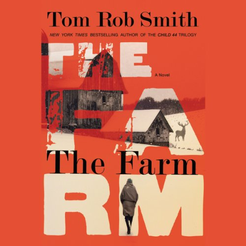 The Farm audiobook cover art