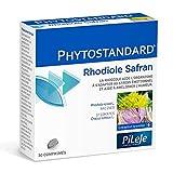 Pileje - Phytostandard De Rhodiole Et Safran 30 Comprimes Pileje
