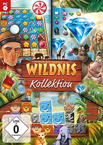 Wildnis Kollektion - 3 Spiele in einer Box für Windows 10 / 8.1 / 8 / 7