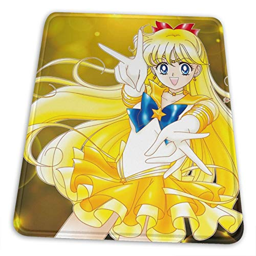 Eternal Sailor Venus Electronic Sports Office Gaming Learning Rubber Non-Slip Mouse Pad