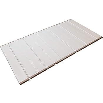東プレ 折りたたみ式風呂ふた ラクネス 65×119cm アイボリー S12