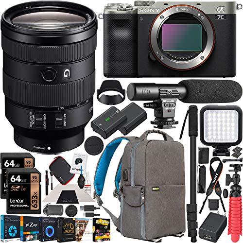 Sony a7C Mirrorless Full Frame Camera Body FE...