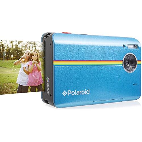 Polaroid Z2300 10MP Digital Instant Print Camera (Blue)