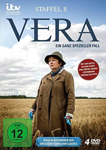 Staffel 8 (4 DVDs)