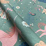Discover Lifestyle & Fashion Fabrics Einhorn-Design, John
