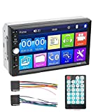 Best Double Din Stereos - Auto Snap 7 Inch ASAP-7012B Car Double din Review