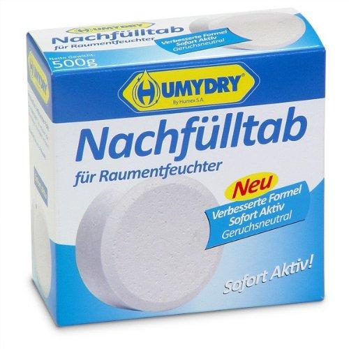 HUMYDRY Nachfüllpackung TAB 500g neutral