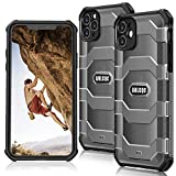 ANLCQC Compatible with iPhone 12 Case and iPhone 12 Pro Case...