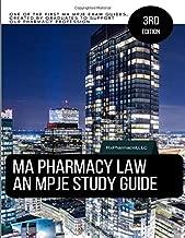 Best ma pharmacy law: an mpje study guide Reviews