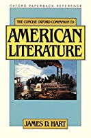The Concise Oxford Companion to American Literature (Oxford Paperback Reference)
