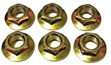 proven part Replacement Blade Lock Nut Fits 712-0417, 712-0417A, 912-0417A
